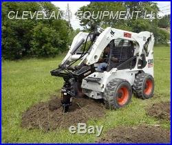 PREMIER H015 HYDRAULIC AUGER DRIVE ATTACHMENT Skid-Steer Loader Caterpillar Cat