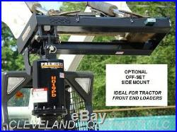 PREMIER H015-PD HYDRAULIC AUGER DRIVE ATTACHMENT Skid-Steer Loader Mustang Case