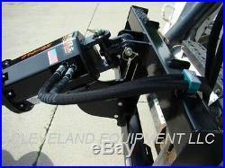 PREMIER H015PD HYDRAULIC AUGER DRIVE ATTACHMENT Skid Steer Loader John Deere JCB