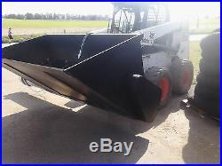 Silt sock auger bucket, skid steer, bark blower, mulch, big money maker! Cheap