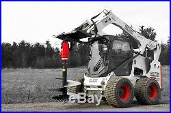 Skid Steer Auger Attachment 3500 Model Auger for all brands of Skid Steers