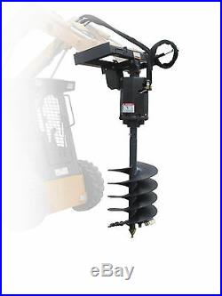 Skid Steer Auger Attachment Drive Model SE3K2 Series 2 Speed Electrical Shift