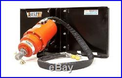 Skid Steer Auger Attachment High HP Fits Bobcat, Caterpillar, Kubota SVL90