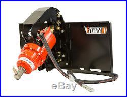 Skid Steer Auger Auger System for Kubota Premium Eterra Auger Attachment