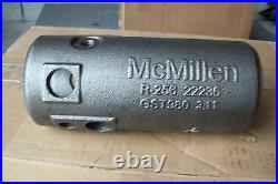 Skid Steer Auger Repair Collar, For 2/9/16 Round Auger Bits, McMillen Fits Most