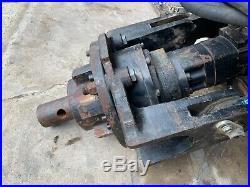 TORO DINGO 22802 Hydraulic Skid Steer Auger