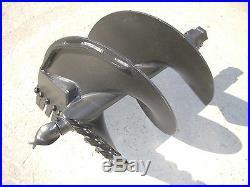 Toro Dingo Mini Skid Steer Attachment Hex 24 Auger Post Hole Bit Ship $149