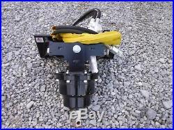 Toro Dingo Mini Skid Steer Attachment Hex Planetary Auger Drive Ship $199