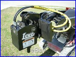 Toro Dingo Mini Skid Steer Attachment Lowe 750 Auger Drive 12 Bit Ship $199