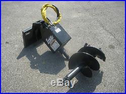 Toro Dingo Mini Skid Steer Attachment Lowe 750 Auger Drive 18 Bit Ship $199