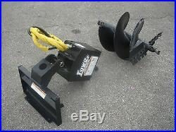 Toro Dingo Mini Skid Steer Attachment Lowe 750 Auger Drive 24 Bit Ship $199