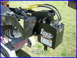 Toro Dingo Mini Skid Steer Attachment Lowe 750 Hex Auger Drive Ship $199