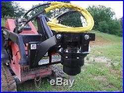 Toro Dingo Mini Skid Steer Attachment Round Planetary Auger Drive Ship $199