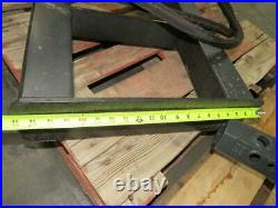 Wolverine 72 Inch Auger w 2 drill Bits 2020 Skid Steer Attachment T160032